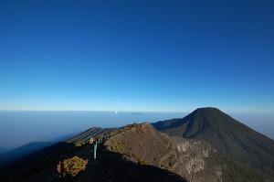 Gunung gede-Pangrango